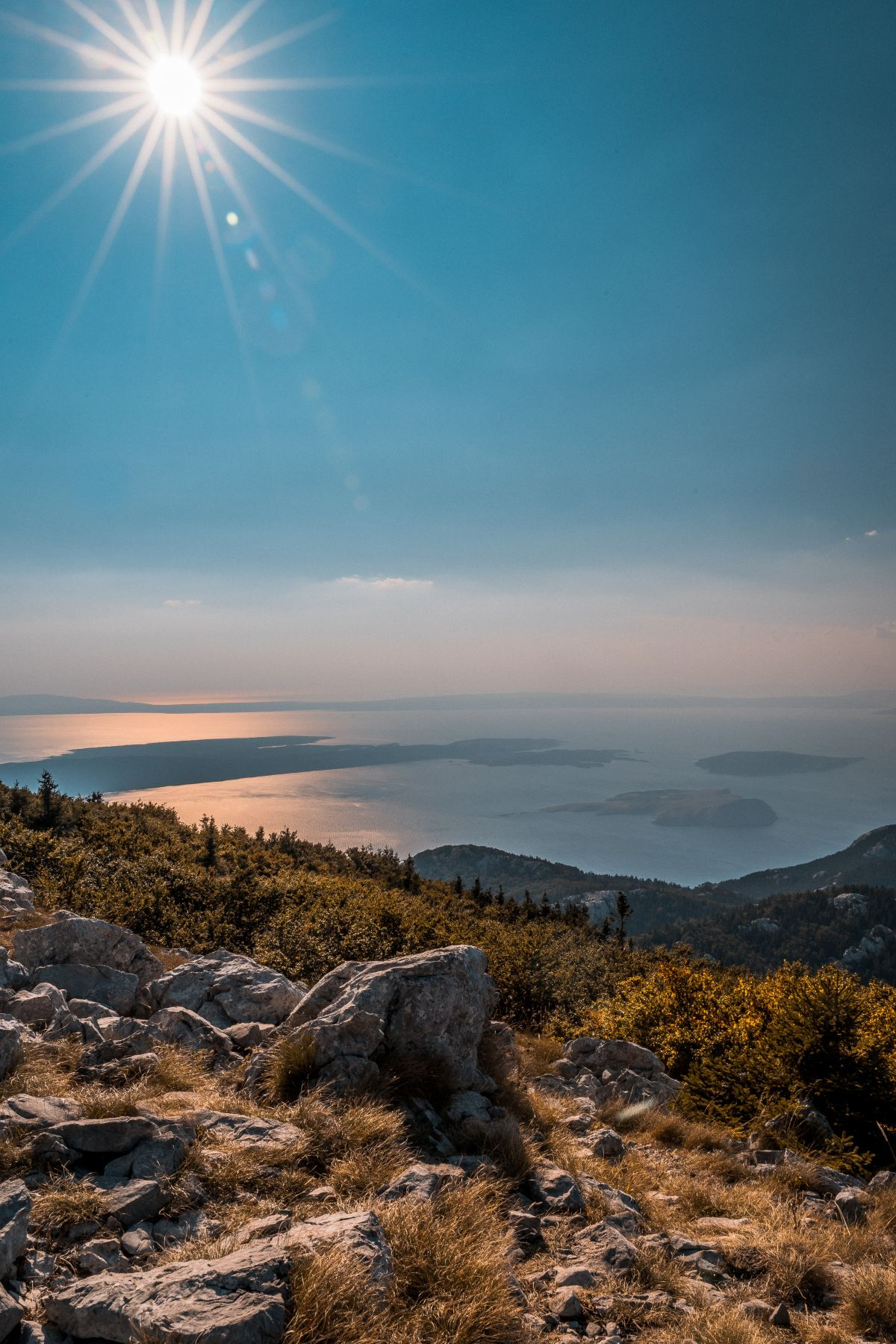 5 easy reachable national parks in Croatia