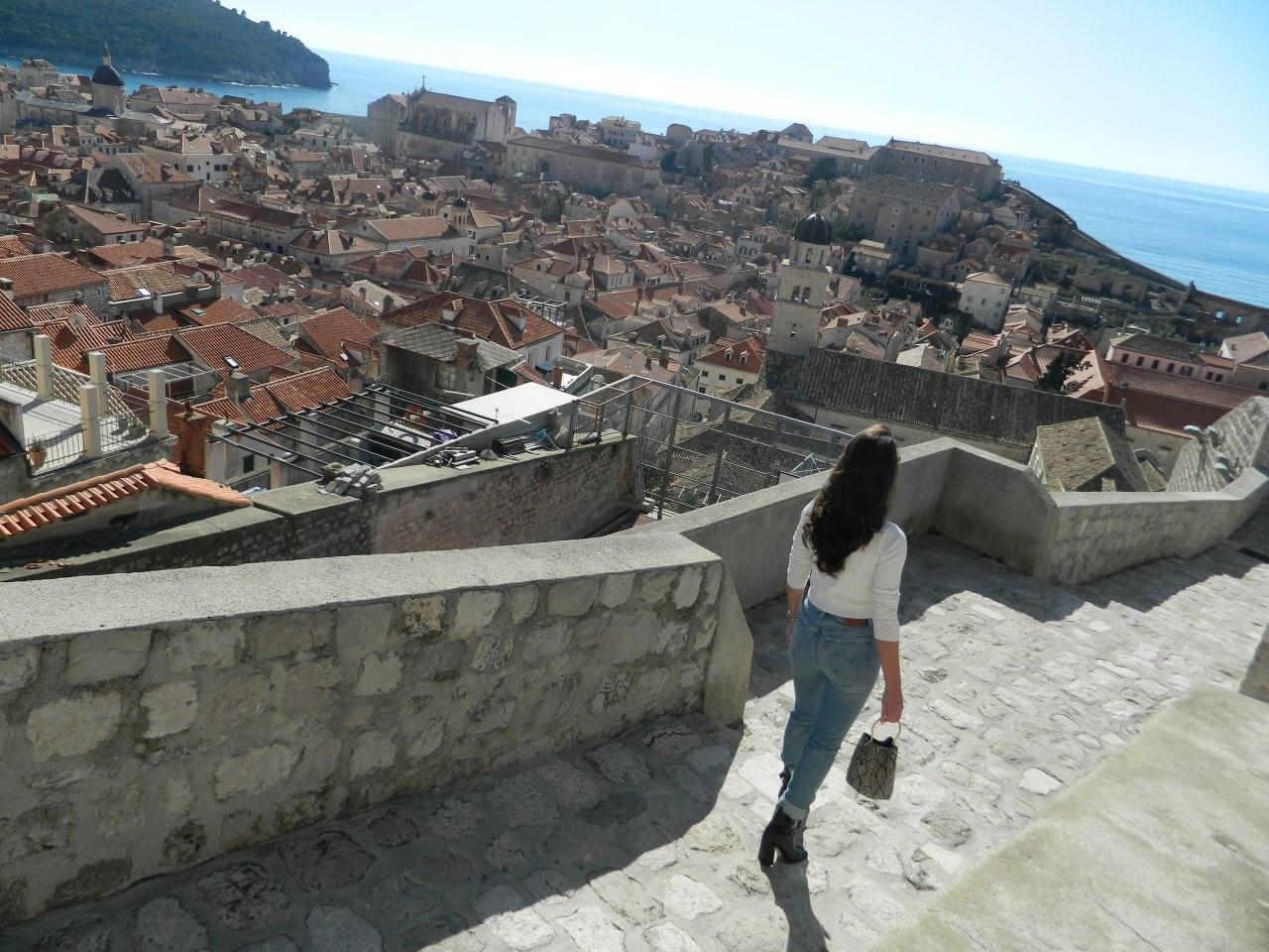5 spots for a postcard photo in Dubrovnik