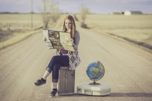 Preparation to travel the world