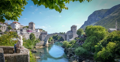 A day in Mostar